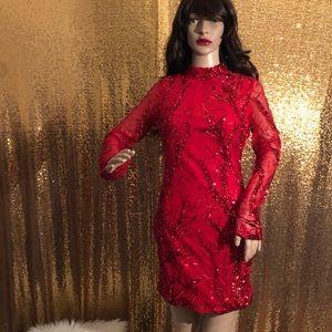cb5e40339bb ... Beautiful sequenced dress ...
